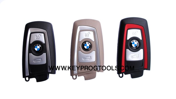 bmw key f-series F x1 remote