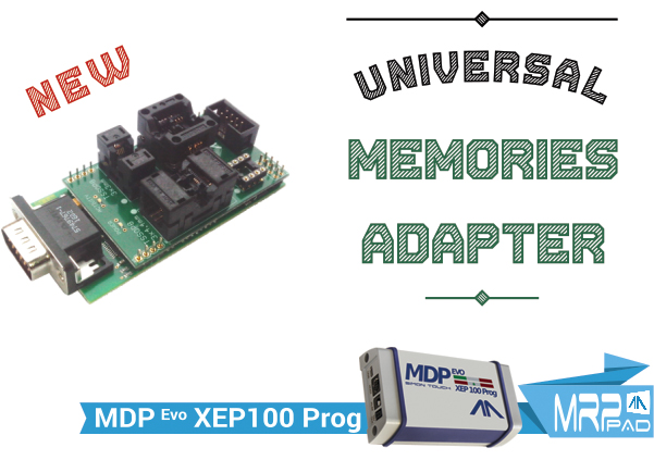 new module universal memories adapter-en