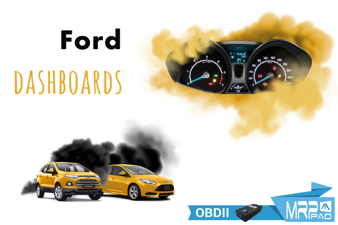 v2-15 Ford Dashboard OBD-en