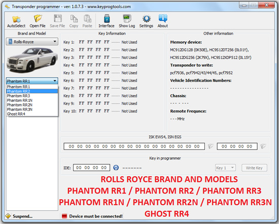 4-ROLLS-ROYCE-key-learning-programming-device