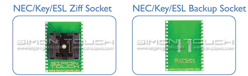 NEC-key-esl-socket