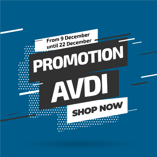 AVDI Promotion popup